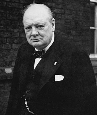 A Lesson in Self-Confidence from Winston Churchill
